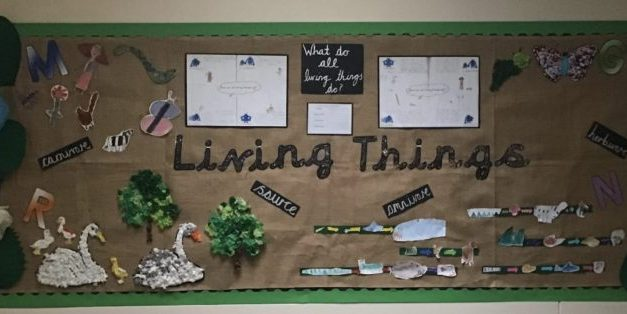 Living Things!