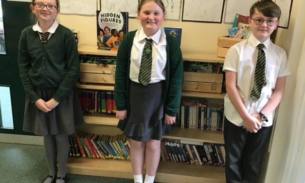 Meet our wonderful school librarians.